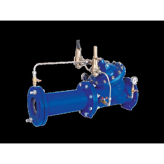 Pressure Reducer & Flow Control Valve